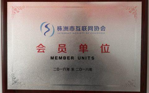 络需科技:株洲市互联网协会会员单位