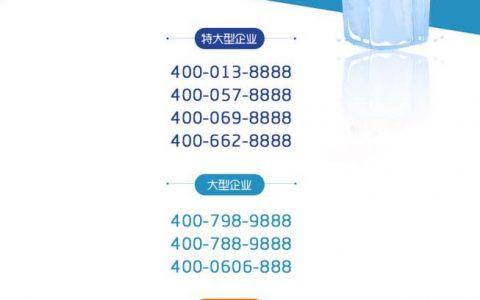2019年7月17日:今日400电话推荐