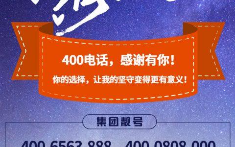 2019年11月28日:今日400电话推荐