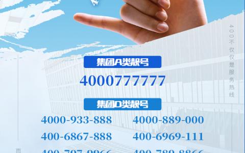 2020年7月28日:今日400电话推荐